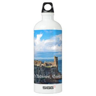 セント・アンドリュースの城、スコットランド ウォーターボトル