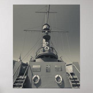 セント・ピーターズバーグの巡洋艦のオーロラ3 ポスター