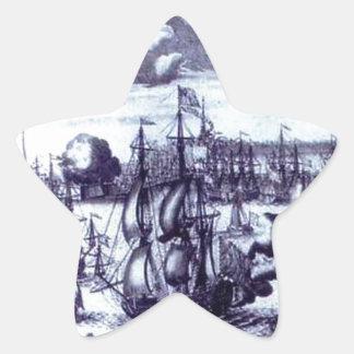 セント・ピーターズバーグ。 ピーターおよびポールFortresの眺め 星シール