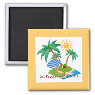 セント・ピーターズバーグ、フロリダ冷却装置磁石 マグネット