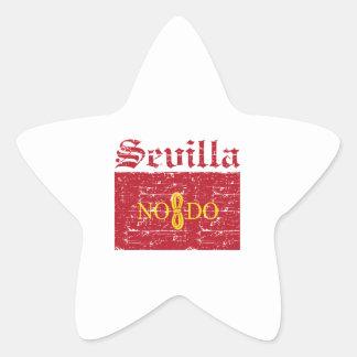 セヴィル都市デザイン 星シール