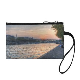 セーヌ河の日没 コインパース