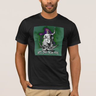 ゼウスの稲妻 Tシャツ