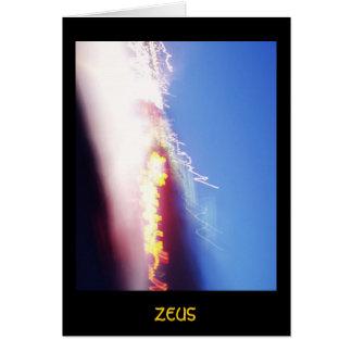 ゼウス カード