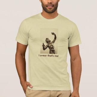ゼウス、ギリシャの神 Tシャツ
