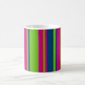 ゼリーのストライプ コーヒーマグカップ