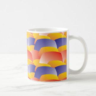 ゼリーパターンRBY コーヒーマグカップ