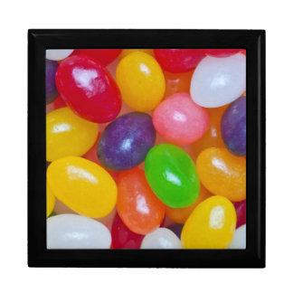 ゼリー菓子のイースターゼリー菓子のテンプレート ギフトボックス