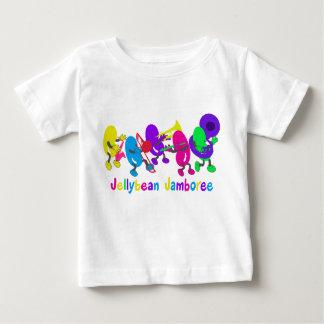 ゼリー菓子のジャンボリー ベビーTシャツ
