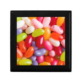 ゼリー菓子のパターン ギフトボックス
