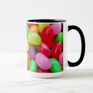 ゼリー菓子のマグ マグカップ
