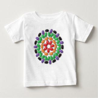 ゼリー菓子の乳児のTシャツ ベビーTシャツ