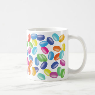 ゼリー菓子の爆発 コーヒーマグカップ