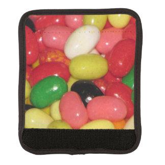 ゼリー菓子の荷物のハンドルの覆い ラゲージ ハンドルラップ