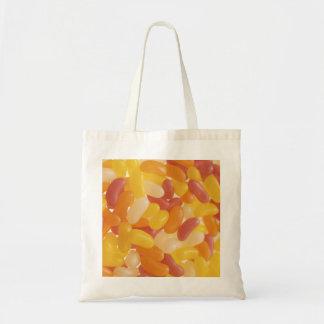 ゼリー菓子の買い物袋 トートバッグ