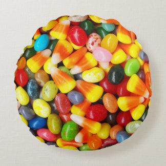 ゼリー菓子及びキャンデートウモロコシ ラウンドクッション