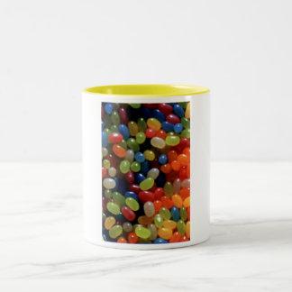 ゼリー菓子 ツートーンマグカップ
