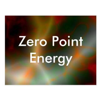 ゼロポイントエネルギー広告宣伝プロダクト ポストカード