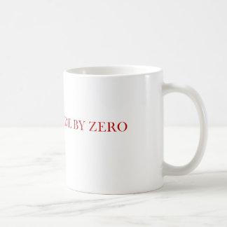 ゼロマグ-管理--で境界 コーヒーマグカップ