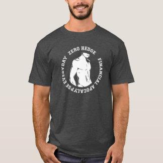 ゼロ両掛けの株式市場のワイシャツ Tシャツ
