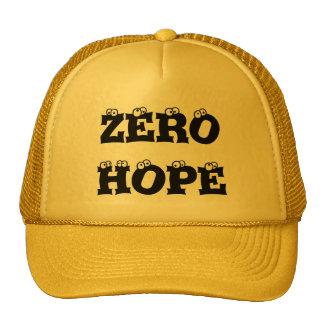 ゼロ希望の帽子 キャップ