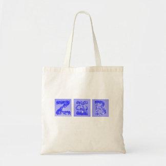 ゼータのグリッターのバッグ トートバッグ