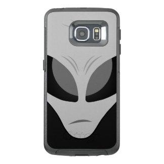 ゼータのReticulanの外国の灰色 オッターボックスSamsung Galaxy S6 Edgeケース