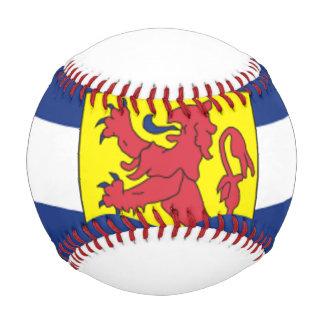 ゼーラントの旗 野球ボール