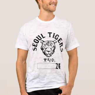 ソウルのトラ Tシャツ