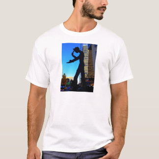 ソウルの仕事 Tシャツ