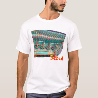 ソウルの軒 Tシャツ