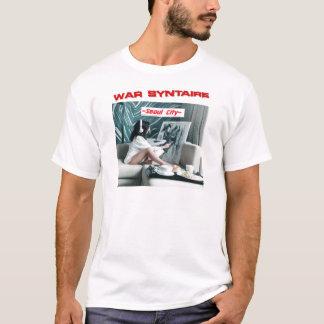 ソウル都市CDのアートワーク Tシャツ