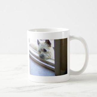 ソエのケアーン・テリア コーヒーマグカップ