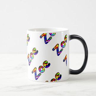 ソエの青いスタイル11のozの変形させるマグ モーフィングマグカップ