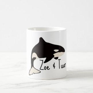 ソエ及びTuarのカスタムのマグ コーヒーマグカップ