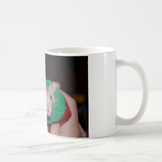 ソックスのラット コーヒーマグカップ