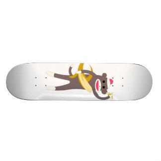 ソックス猿のスケート板 20CM スケートボードデッキ