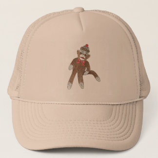 ソックス猿の帽子 キャップ
