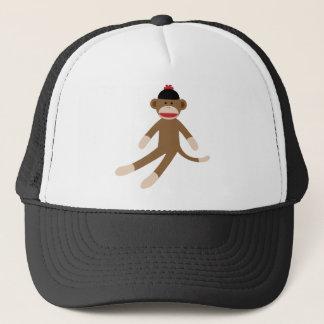 ソックス猿 キャップ