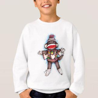 ソックス猿-モンキービジネス スウェットシャツ