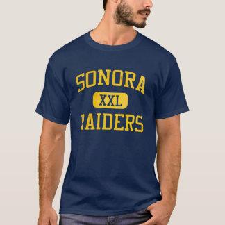 ソノラの侵入者の運動競技 Tシャツ