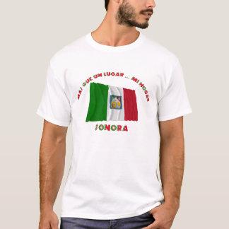 ソノラ- Más Que国連Lugar… Mi Hogar Tシャツ