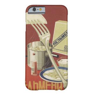 ソビエトゆで団子 BARELY THERE iPhone 6 ケース