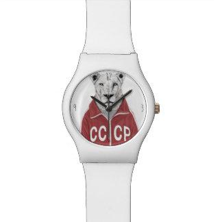 ソビエトライオン 腕時計