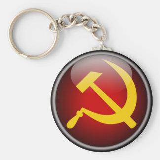ソビエトロシアのなソ連国旗 キーホルダー