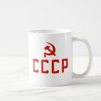 ソビエトロシアのなマグ コーヒーマグカップ