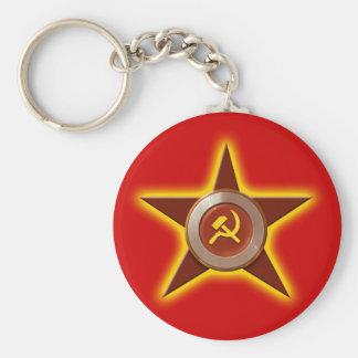 ソビエト星のkeychain キーホルダー
