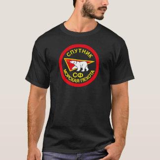 ソビエト海軍歩兵SPUTNIK Tシャツ