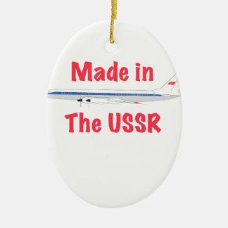 ソビエト社会主義共和国連邦で作られる セラミックオーナメント