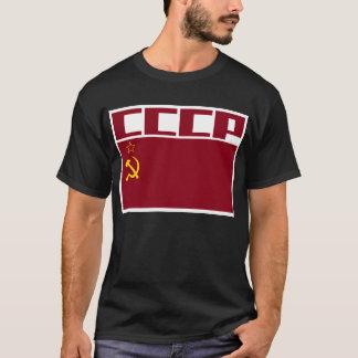 ソビエト社会主義共和国連邦の宇宙パッチ Tシャツ
